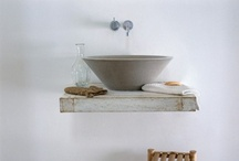 Bathrooms.... / by Haynes Abney-RajBhandary