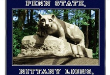 Penn State PROUD! / by Sherry Truax
