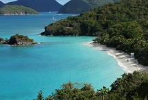 St John US Virgin Islands / One of the most beautiful and relaxing places in the world