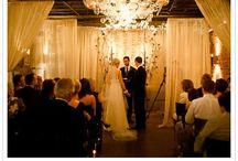Wedding Ceremony / Decorations for wedding ceremonies