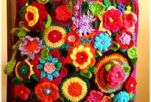 Crochet / Lots of crochet projects I would love to do. There won't be enough hours in my life / by Emily Organ