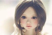 ...Dolls... / by Marcia Tilton