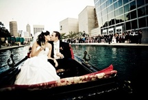 Weddings on the Canal ♥ / Our location right along the canal makes our museum one of the best locations for an outdoor ceremony in Indy!