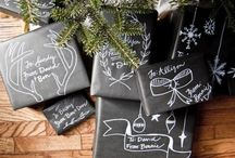 Christmas and gifts / by Melissa Rutan