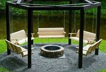 Outdoor Living / by Rocky N Tammy Durr