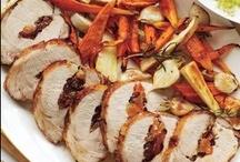 FOOD. -Pork