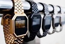 Time + / watch, clock  / by yurichurri
