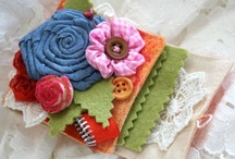"""PinCushion / NeedleBook Mania..."" / by Marcia Tilton"