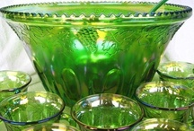 depression glass / by Sharon Stokes
