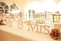 Project Wedding/Reception Ideas / by LIL MS J