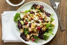 Recipes Salad / Potato Salad, Coleslaw, Fruit and Healthy. Wonderful Collection of Salad Recipes!