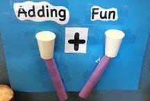 Kindergarten Math  / by Kalyn Randolph