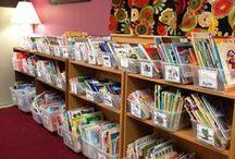 Literacy Center Activities / by Kalyn Randolph
