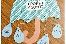 Weather & Seasons / by Kalyn Randolph