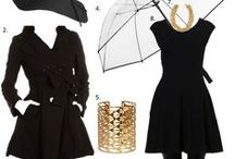 Outfits: Rainy Day