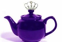 """"""" Tea and Comfort """" /    tea and all the good things that comes with a """"good"""" cuppa tea... / by Marcia Tilton"""