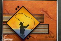 CARDS - Masculine / by Jeanette Cloyd