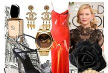 Vintage Styling for Oscar 2014 Nominees / How I'd Style The Best Actress Nominees for the Oscars 2014