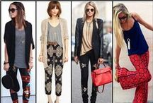 How to Wear: Tribal Prints