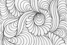 Longarm Design Sketchbook / by Sandra Smith