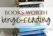 Love reading / Books and reading, reading and books