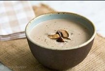 Recipes - Soup / All kinds - meat; meatless; all nationalities & copycat.