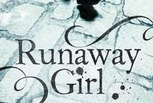 Novel: Runaway Girl / Book 1 in the Runaway Girl series. A girl is missing. And someone doesn't want her found.  After the death of her family, Alice has chosen a quiet life of seclusion in a monastery. But she is hit by a personal tragedy which forces her to confront the dangers of medieval London.   Research and concepts for the novel.