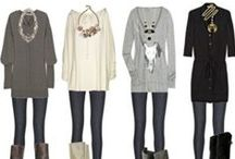 Fall Tunic Outfits
