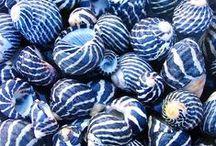 blau - blue - bleu / Blauvariationen