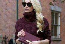 Everyday Outfit Inspirataion: Turtlenecks