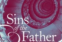 Novel: Sins of the Father / Alice de Grey is settling into married life in medieval London, but her world is shattered when her two year old niece, Mary, is kidnapped. As the city searches for the little girl, Alice realises that it was her own mistake which put Mary in danger.   Alice's adversary, Sir Walter, is back. He has duped her and will stop at nothing to get what he wants. Even murder.