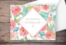 Wedding Cards / Printable greeting cards that you can print at home