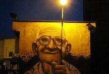 grafitti / Sprühkunst