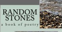 My Writing / Check out my first book: Random Stones.  #poetry #writing #fiction #nonfiction #satire #humor #micropoetry #microfiction #flashfiction #author #publishing