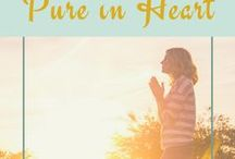 The Best of Joy Pursued / New and Favorite posts from the Joy Pursued blog. Everything Christian living: prayer, trusting God, spiritual growth, faith building, Bible study, marriage, motherhood, and parenting. Come visit me at www.joypursued.com