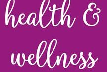 Health and Wellness / Get advice from experts and discover the latest trends in health, fitness and wellness at www.nicoleoneil.com