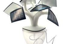 Solar Gadgets / Cool Tech that uses the suns rays!