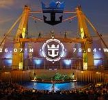 Cruises Royal Caribbean / Feast your eyes with these majestic cruise ships! Have a look at the activities and services with which you can spoil yourself! Worldwide Cruises by e-travel bringing travel to the four provinces: Connacht, Leinster, Munster and Ulster.