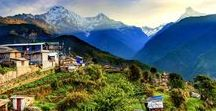 TRIP INSPIRATION / The Himalayas, home to the highest mountains in the world. Ten of the world's 14 eight thousand meter peaks are located here, creating opportunities for world-class trekking experiences. The landscape changes with every season, each with its own wonder and beauty. Here are the treks most well-liked by outdoor lovers around the world.