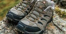 Hiking Shoes (Men's) / Selection of hiking boots