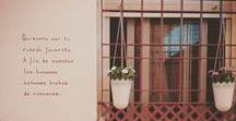 Lugares literarios / Rincones que inspiran, monumentos de escritores, lugares que aparecen en libros.