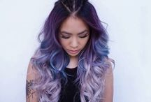 ~hair styles and colors~