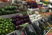 Local Ingredients / The food and produce of the Yucatan region is top notch - and I'm learning more about it everyday. Some inspiration for my kitchen! But also inspiration for when you visit the Island. So much to sample!
