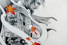 Samurai A Espada É A Lei