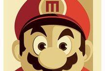 It's me Mario