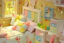 Doll's furniture