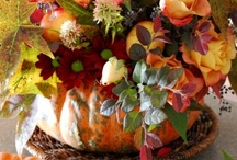 Fall Decor, Food  and Ideas