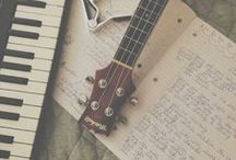 music & mu phi epsilon / by Emily Thomasson