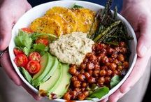 What's for Dinner? / Dinners that are vegetarian, vegan, or easily adaptable.