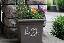Outdoor Spaces/Gardening